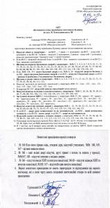 Акт обстеження стану приміщень 2017-06-23