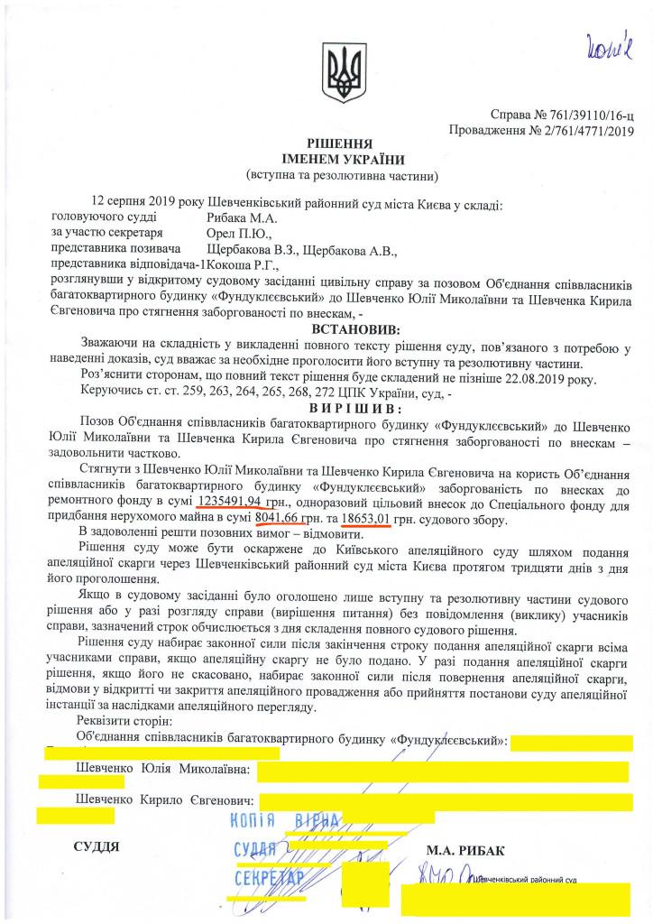 2019-08-12 Шевч суд корот ріш копія
